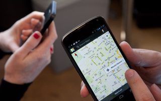 Google Maps, ios vs. android, Smackdown Photo: Alex Washburn / Wired