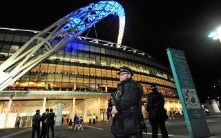 Οι έλεγχοι θα είναι αυστηρότατοι για όσους παρακολουθήσουν τους αγώνες αυτού του τριημέρου στην Ευρώπη.
