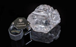 Πρόκειται για το δεύτερο μεγαλύτερο διαμάντι στην Ιστορία μετά το διαμάντι Cullinan, που κοσμεί το βασιλικό στέμμα στη Βρετανία.
