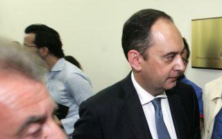 Ο κ. Γιάννης Πλακιωτάκης έχει λάβει την απόφαση να μην προχωρήσει σε αλλαγές ή αντικαταστάσεις στην Κοινοβουλευτική Ομάδα έως ότου εκλεγεί ο νέος πρόεδρος.