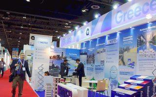 Τράβηξε τα βλέμματα η φετινή ελληνική συμμετοχή στη Big 5 στο Ντουμπάι, όπου 41 επιχειρήσεις αναμετρήθηκαν με τις απαιτήσεις της διεθνούς αγοράς.