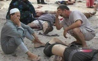 Η κυβέρνηση της Τουρκίας δεν επέδειξε την ίδια ευαισθησία όταν οι τζιχαντιστές του «Ντάες» κατέλαβαν την πόλη του Ταλ Αφάρ και άλλες περιοχές Τουρκομάνων στο βόρειο Ιράκ και προέβησαν σε ακρότητες εναντίον του αμάχου πληθυσμού.