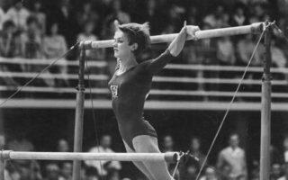 Στο Μεξικό το 1968, η Κάριν Μπούτνερ Γιανζ έδειξε στοιχεία του ταλέντου της.