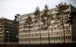 Τα νέα γραφεία της BND κόστισαν 1,9 δισ. ευρώ, σχεδόν πέντε φορές περισσότερα του αρχικού προϋπολογισμού.