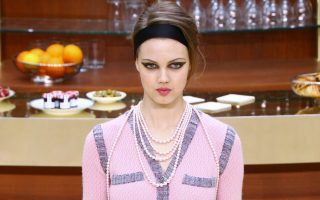 Pixelformula  Chanel Womenswear  Winter 2015 - 2016 Ready To Wear  Paris