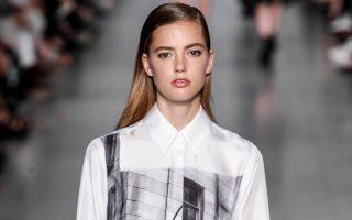 Pixelformula womenswear ready to wearprêt a portersummer 2016DKNY