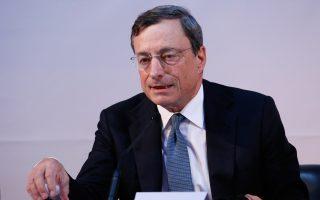 «Τα σχόλια του Ντράγκι όσον αφορά τις απειλές προς την ανάπτυξη και τον πληθωρισμό υποδηλώνουν με ακόμη μεγαλύτερη σαφήνεια ότι η ΕΚΤ πιθανότατα θα αναλάβει δράση τον Δεκέμβριο», εκτιμά η πλειονότητα των αναλυτών.