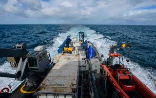 Εντός της ημέρας αναμένεται να χρησιμοποιηθεί ένα τηλεκατευθυνόμενο βαθυσκάφος για να εξακριβωθεί εάν πράγματι το ναυάγιο αυτό είναι το El Faro.