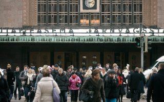 Σύμφωνα με το Ευρωβαρόμετρο αυτού του μήνα, το 64% των Φινλανδών υποστηρίζει το κοινό νόμισμα.