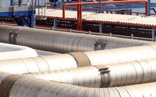 Ο βελγικός διαχειριστής αερίου Fluxys έχει εκφράσει ενδιαφέρον για τον ΔΕΣΦΑ στο ΤΑΙΠΕΔ από κοινού με την ισπανική εταιρεία Enagas, ενώ το ποσοστό που θα παραχωρήσει η αζερική Socar από τον ΔΕΣΦΑ διεκδικεί και η ιταλική Snam.