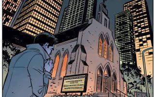 Για το «Fight Club 2» ο Τσακ Παλάνιουκ συνεργάστηκε με τον διάσημο σχεδιαστή κόμικς Κάμερον Στιούαρτ.