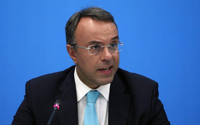 «Βολές» Σταϊκούρα κατά της κυβέρνησης για την αποχώρηση της εθνικής τράπεζας από την Τουρκία
