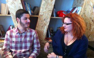 Η Μαρία Μαλαγκονιάρη και ο Γ. Γαλανάκης, δύο εκ των τεσσάρων συντονιστών, βάζουν τα δυνατά τους, ώστε να φτάσουν τα ιδιωτικά φροντιστήρια.