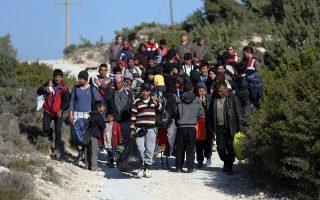 Βασική προτεραιότητα για την ελληνική πλευρά είναι να συμφωνηθεί με την Τουρκία να γίνεται η καταγραφή και ταυτοποίηση των προσφύγων στη γείτονα χώρα.