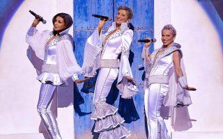 Εως και την Κυριακή (15/11) συνεχίζονται στο Badminton οι παραστάσεις του «Mamma Mia».