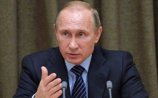 Η οργή του Βλαντιμίρ Πούτιν ήταν έκδηλη την Τρίτη, όταν κατηγόρησε την Τουρκία ότι πρόδωσε τη Ρωσία και υποστήριξε το «Ισλαμικό Κράτος».
