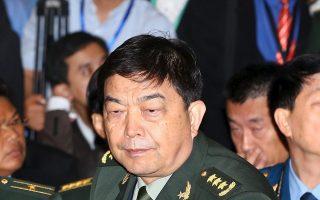 Ο Κινέζος ΥΠΕΞ, στρατηγός Τσανγκ Βανκουάν, παρακολουθεί τη σύνοδο υπουργών Αμύνης του ΑΣΕΑΝ.