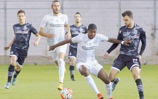 Με το εμφατικό 6-2 ο ΠΑΟΚ νίκησε τα Χανιά και πέρασε πανηγυρικά στην επόμενη φάση της διοργάνωσης.
