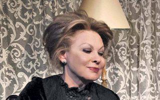 Nίτα Παγώνη, μία αληθινή Kυρία του Θεάτρου συνεχίζει...