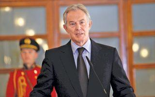 Μύδρους κατά της νέας ηγεσίας του Εργατικού Κόμματος, υπό τον Τζέρεμι Κόρμπιν, εξαπολύει ο πρώην πρωθυπουργός Τόνι Μπλερ σε άρθρο του με τίτλο «Υπερασπίζοντας τον μπλερισμό».