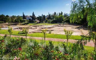 Το Λύκειο του Αριστοτέλη, ένας μικρός παράδεισος στο κέντρο της Αθήνας.