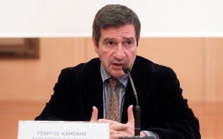 Αποφασισμένος να προχωρήσει τις διαδικασίες όταν αρθούν τα νομοθετικά εμπόδια δήλωσε ο Γιώργος Καμίνης.