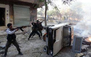 Αύξηση των δυνάμεων που πολεμούν το Ισλαμικό Κράτος στη Συρία προανήγγειλε ο γ.γ. του ΝΑΤΟ