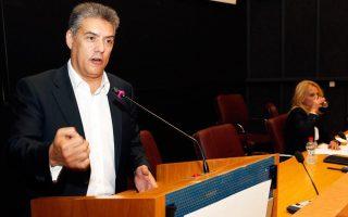 Ο Πρόεδρος της Ενωσης και περιφερειάρχης Θεσσαλίας, κ. Κώστας Αγοραστός.