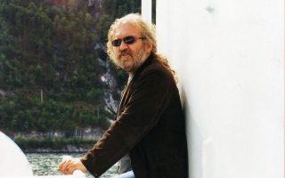Ο Γιάννης Κασπίρης, σκηνοθέτης και παραγωγός, ένας ανήσυχος και δημιουργικός άνθρωπος.