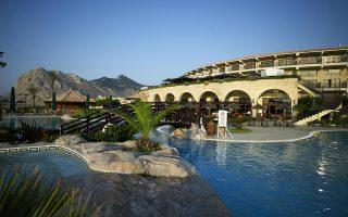 Το Αtlantica Imperial Resort Spa στη Ρόδο είναι ένα από τα ξενοδοχεία που βραβεύτηκαν στη χώρα μας.