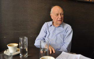 Ο Γιάννης Διακογιάννης τιμήθηκε για την προσφορά του στην αθλητική δημοσιογραφία.