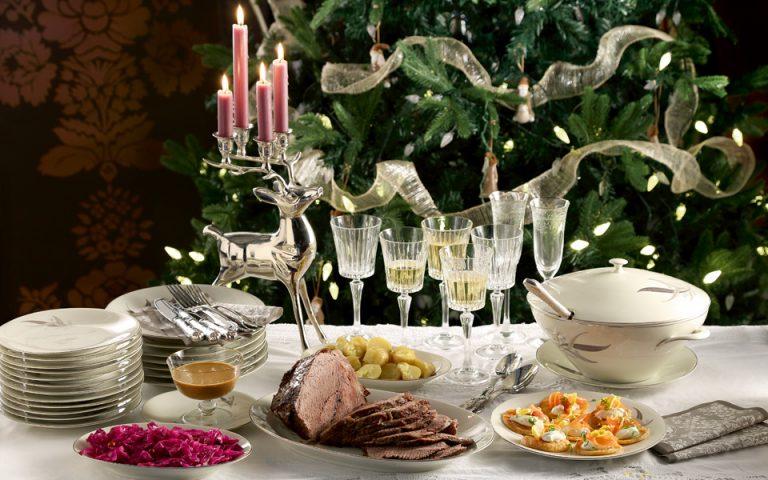 """Πρωτοχρονιάτικο μενού με """"Γεύσεις ευρωπαϊκές"""""""