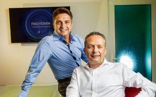 Σήμερα, οι γιοι του Αναστάσιου Αναστασίου διοικούν μία από τις πιο δυναμικά αναπτυσσόμενες ελληνικές εταιρείες. Φωτογραφία: Δημήτρης Βλάικος.