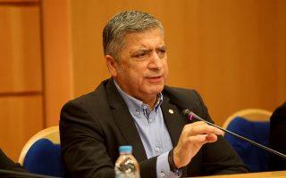 Ο πρόεδρος της ΚΕΔΕ, Γ. Πατούλης.
