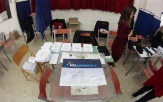 Στις σημερινές εκλογές οι πολίτες μπορούν να ψηφίσουν σε οποιοδήποτε εκλογικό κέντρο. Οι ψηφοφόροι μπορούν να πληροφορηθούν τα εκλογικά κέντρα στην επίσημη ιστοσελίδα της Νέας Δημοκρατίας (nd.gr) ή στις κατά τόπους Νομαρχιακές Οργανώσεις (ΝΟΔΕ).