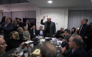 Ο κ. Ευάγγελος Μεϊμαράκης θα επιδιώξει να αξιοποιήσει το προβάδισμα που έχει ήδη εξασφαλίσει.
