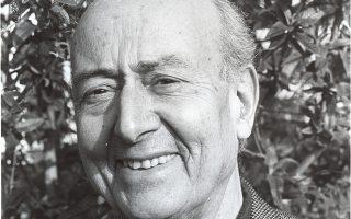 Ο Γιώργος Χατζηνίκος.