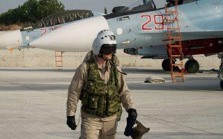 Το στρατιωτικό αεροδρόμιο της Πάφου ζήτησαν οι Ρώσοι για τους βομβαρδισμούς που διεξάγουν στα Συριακά εδάφη.