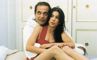 Μηνάς Χατζησάββας, Μυρτώ Αλικάκη στην αλησμόνητη «Αναστασία» της νιότης κάποιων εξ ημών. Ελάχιστο μνημόσυνο στον ηθοποιό που χάθηκε πρόωρα.