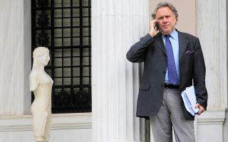 Ο Γ. Κατρούγκαλος αναμένεται να έχει το προσεχές διάστημα συναντήσεις με ομολόγους του σε Βερολίνο, Παρίσι.