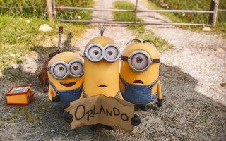 Τα σκανταλιάρικα «Minions» ήταν μία από τις πιο επιτυχημένες εισπρακτικά ταινίες του 2015, χρονιά-ρεκόρ για την κινηματογραφική βιομηχανία.