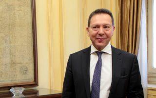 Ο διοικητής της Τράπεζας της Ελλάδος Γιάννης Στουρνάρας.
