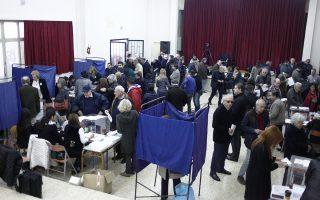 Η εκλογική διαδικασία αφορά μόνον όσους ψήφισαν στις 20 Δεκεμβρίου, οι οποίοι και θα πρέπει να προσέλθουν στο ίδιο εκλογικό τμήμα, προκειμένου να επιλέξουν μεταξύ των κ. Μεϊμαράκη και Μητσοτάκη.