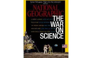 Το National Geographic διερεύνησε τις «λυσσαλέες αντιδράσεις» του κοινού προς την επιστήμη.