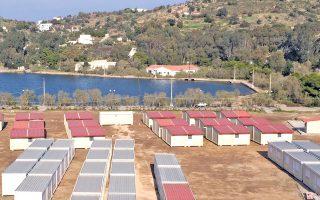 Κατασκευή κέντρου φιλοξενίας στη Χίο. Εξετάζονται χώροι επίσης στους νομούς Σερρών και Κιλκίς για τη δημιουργία του κέντρων στη Βόρεια Ελλάδα, αλλά η λύση της Κατερίνης φαίνεται να είναι επικρατέστερη.