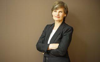 Η διευθύνουσα σύμβουλος του θεσμού της Documenta, Ανέτε Κούλενκαμπφ.
