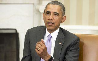 H συμφωνία του προέδρου Ομπάμα με το Κογκρέσο θα αυξήσει τα όρια των κρατικών δαπανών.