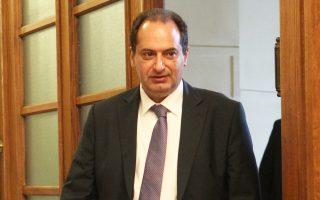 Ο υπουργός Υποδομών, Μεταφορών και Δικτύων, Χρήστος Σπίρτζης.