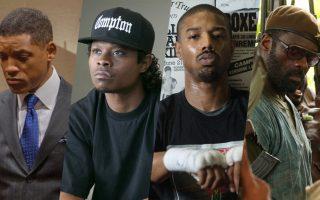 Γουίλ Σμιθ, Τζέισον Μίτσελ, Μάικλ Τζόρνταν και Ιντρις Ελμπα είναι από τους «αδικημένους»Αφροαμερικανούς ηθοποιούς φέτος.