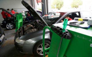 Τα δημόσια ταμεία χάνουν έσοδα 200 εκατ. ευρώ ετησίως από τα οχήματα που δεν ελέγχονται από ΚΤΕΟ.